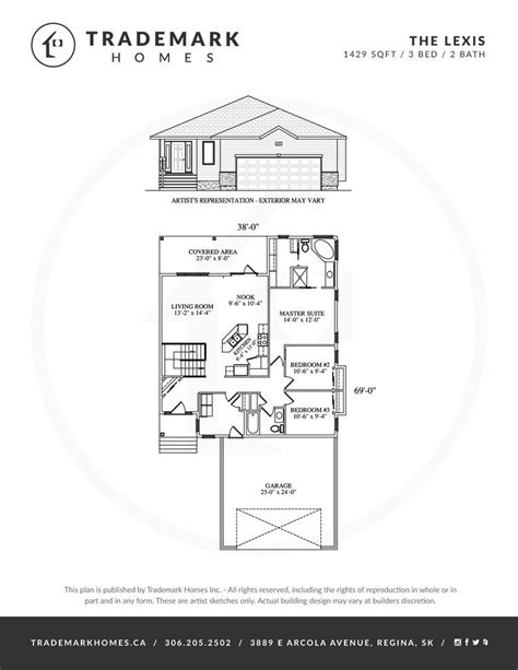 trademark homes floor plans trademark homes floor plans beautiful the lexis bungalow trademark homes and area home
