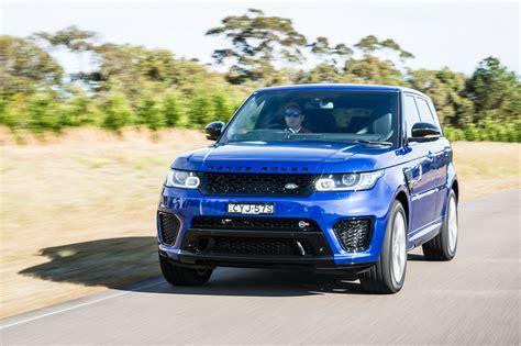 land rover svr price 2015 range rover sport svr review caradvice