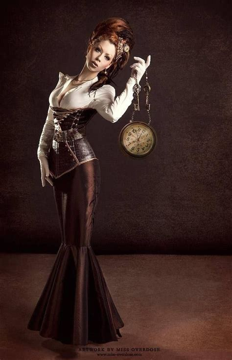 Steam Punk Style by Neo Victorian Steampunk Fashion Steampunk Pinterest
