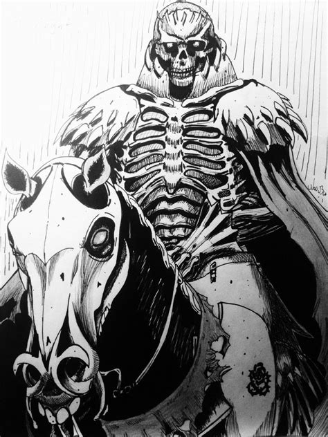 skull knight by theartistnoe on deviantart
