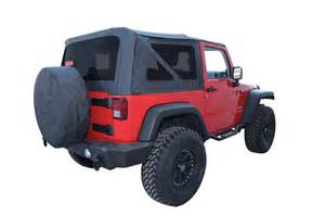 all things jeep replacement soft top with tinted windows