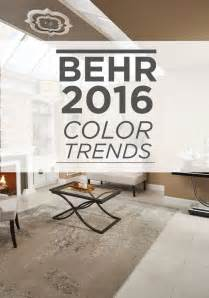Trending Home Decor Colors by Discover The 2016 Behr Color Trends For The Latest Paint