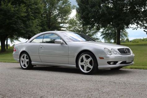 books on how cars work 2002 mercedes benz m class auto manual sell used 2002 mercedes cl600 in san antonio texas united states