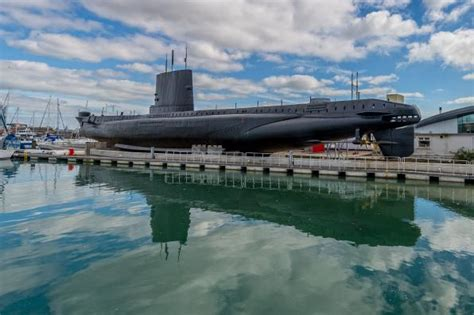 Royal Navy Records Royal Navy Submarine Museum Breaks Records With 100 000th Visitor In Less Than Seven