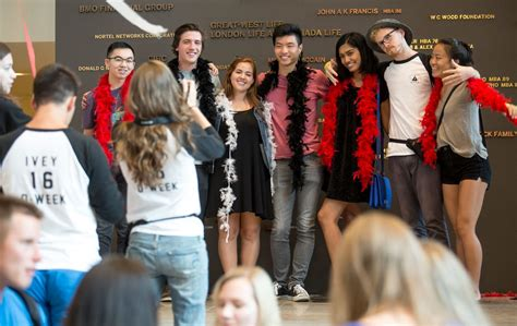 Ivey Mba Class Of 2019 ivey o week welcome class of 2019 news events