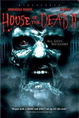 house of the dead 2 house of the dead 2 film wikipedia
