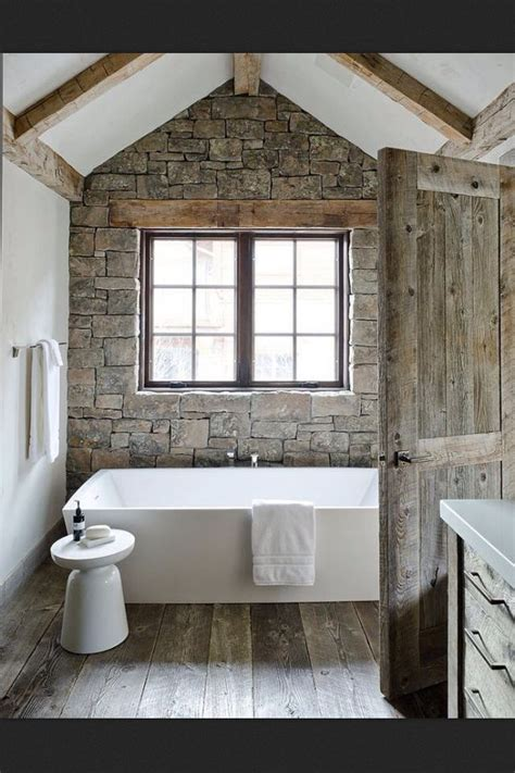 Rustic Bathroom Ideas Pinterest Best Rustic Modern Bathrooms Ideas On Pinterest Bathroom Design 15 Apinfectologia