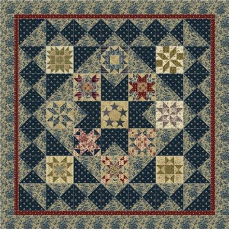 General Quilts by General Quilt By Windham Fabrics