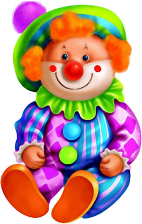 colored clown clown clown colored png clown zeichnung png