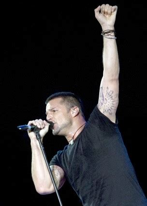 ricky martin tattoos ricky martin tattoos pics photos pictures of his tattoos