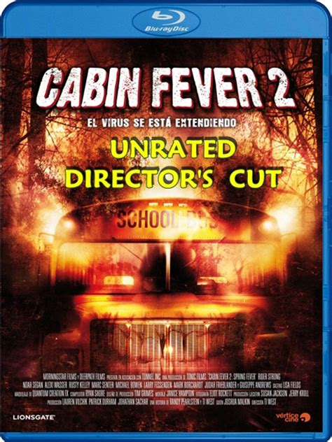 Cabin Fever 2012 by Cabin Fever 2 2009 Bdrip 1080p X264 Castellano 5 1
