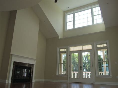 living room  story  dormer sloped ceilings room