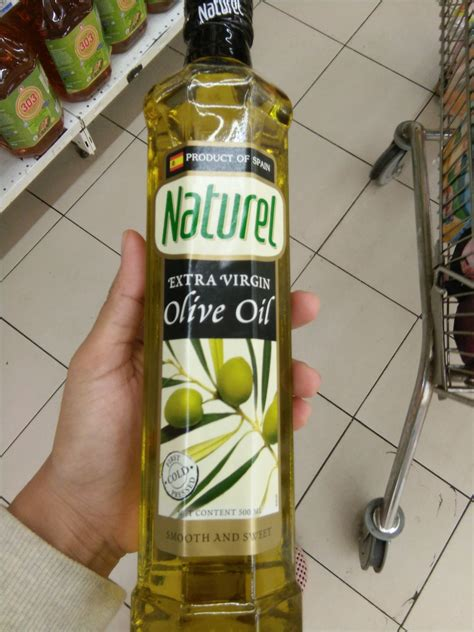 Minyak Zaitun Naturel naturel olive oils reviews