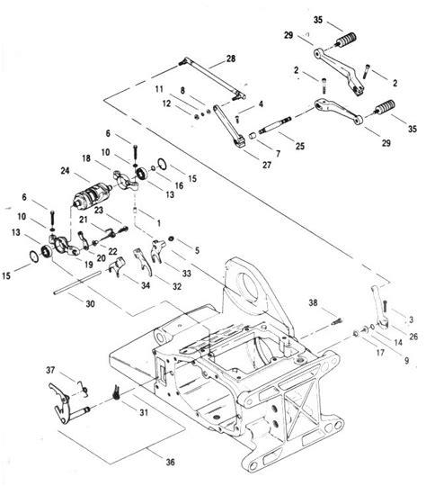 hd shift pattern harley davidson shifter diagram harley free engine image