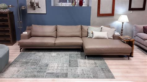 divano italia divano ditre italia foster in pelle scontato 44