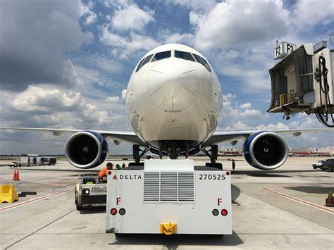delta s new south korea flight at cargo capacity ǀ air cargo news