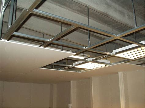 Drop Ceiling Grid by Suspended Ceiling Grid Systems Car Interior Design
