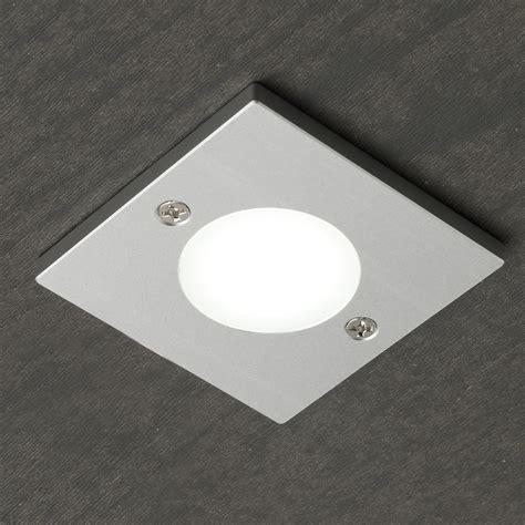 Square Targa Cob Led Ultra Thin Under Cabinet Light Ultra Thin Cabinet Lighting