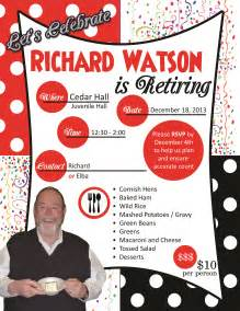 construct affordable retirement party invitations