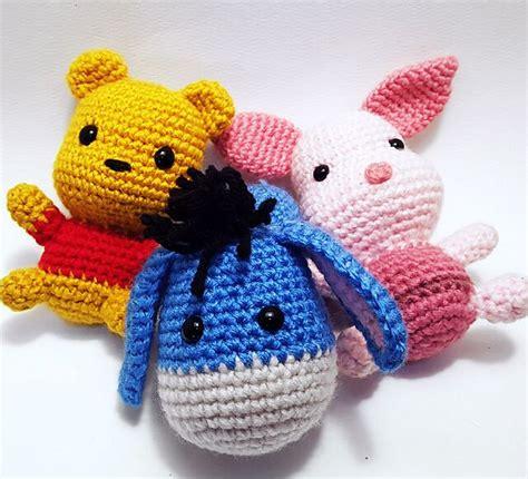 amigurumi pattern winnie the pooh sabrina s crochet free amigurumi crochet pattern winnie