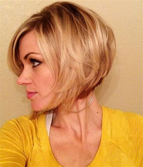 short beveled hairstyles for women 1000 ideas about stacked bob haircuts on pinterest