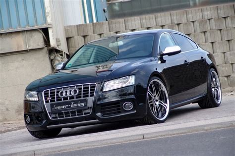 Audi S5 Sportback Tuning by Senner Tuning Audi S5 Sportback Car Tuning