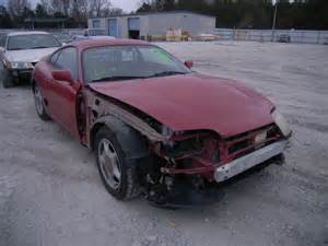 Toyota Supra Wrecked Wrecked Toyota Supra For Sale In Usa