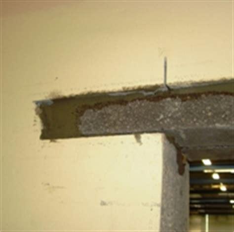 durchbruch tragende wand t 252 rdurchbruch in tragende wand und einbau eines betonsturzes