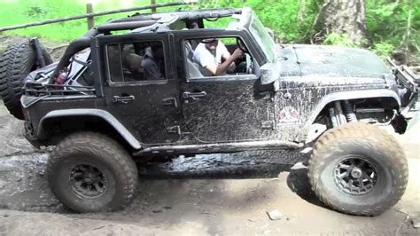 jeep rubicon offroad forrest lake trail jeep rubicon unlimited offroad youtube