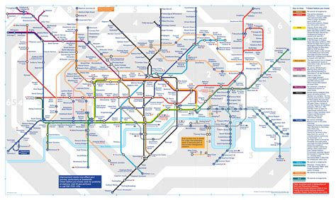 map of underground stations map