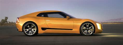 Kia Cars New Will There Be A Kia Sports Car