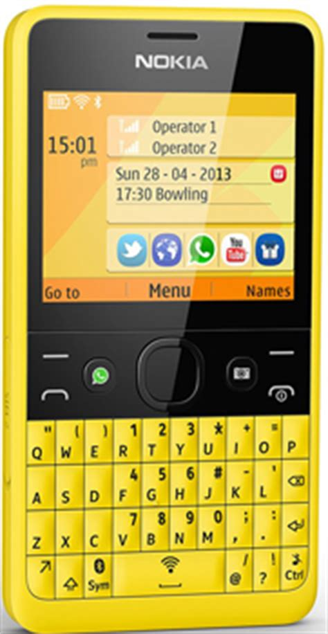 nokia asha  price  pakistan specifications whatmobile