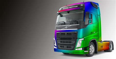 volvo fh colour  cab