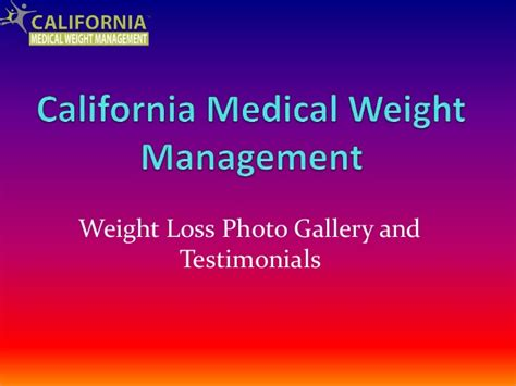 weight management reviews california weight management reviews and
