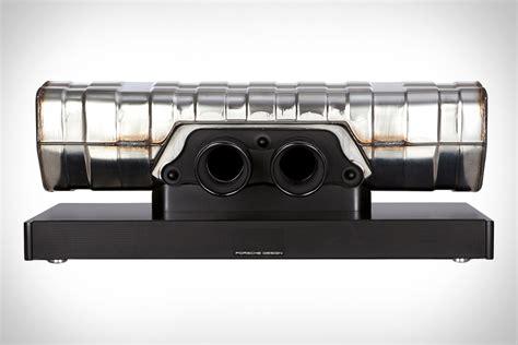 Sound Porsche 911 by Porsche Design 911 Gt3 Soundbar Uncrate