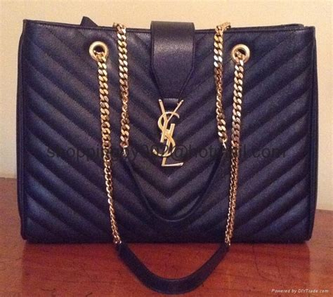 Ysl Quilted Bag by Yves Laurent Monogramme Quilted Leather Shoulder