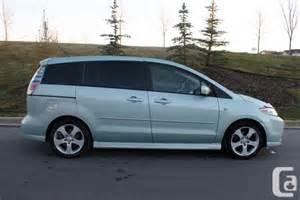 Calgary Upholstery 2006 Mazda 5 Gt Minivan Se Calgary Ab For Sale In