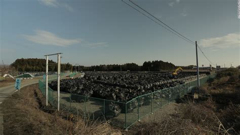 How Big Is 400 Square Meters fukushima disaster 5 years on how it changed japan cnn