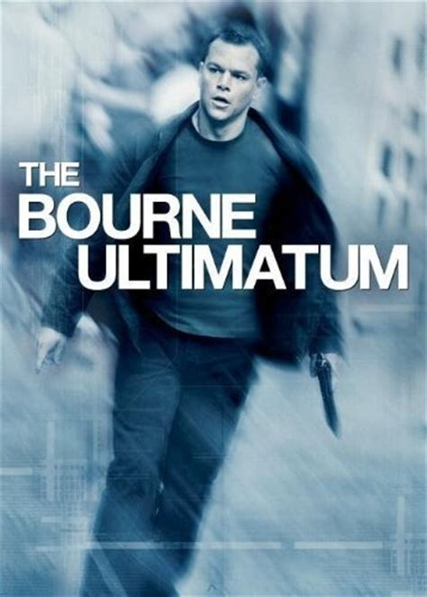 The Bourne Ultimatum the bourne ultimatum series