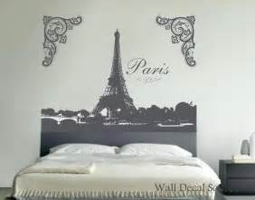 eiffel tower wall decal art walldecalsource giant stickers pictures pin pinterest