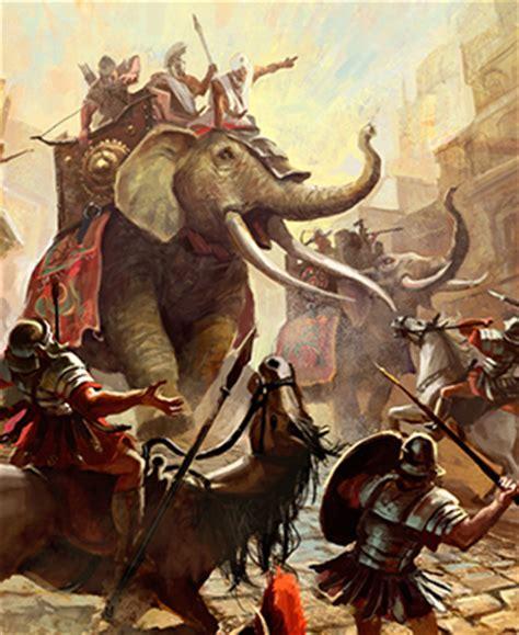 gladiator film battle of zama hannibal barca of carthage vs scipio africanus of rome