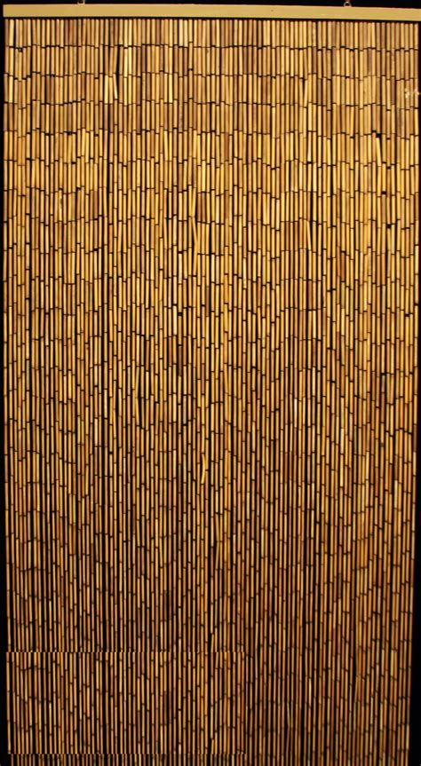 bamboo beaded curtains plain bamboo beaded curtain 90 strands 35 x 75 78
