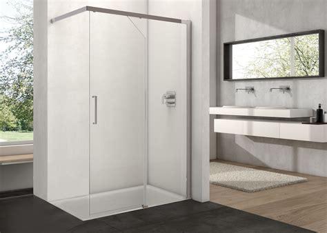 modelli di box doccia provex due nuovi modelli walk in per cabine doccia moderne