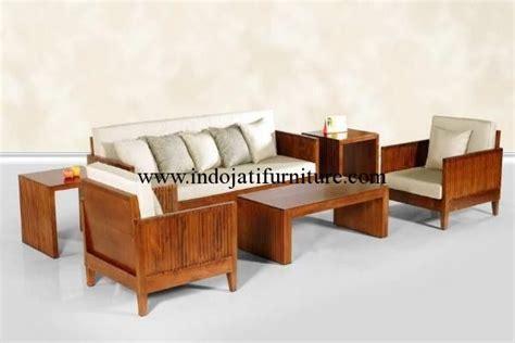 Sofa Ruang Tamu Set Jati set kursi tamu sofa minimalis jati set kursi tamu harga kursi tamu murah harga kursi tamu