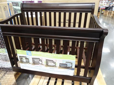 costco toddler bed cafe kid devon convertible 4 in 1 crib