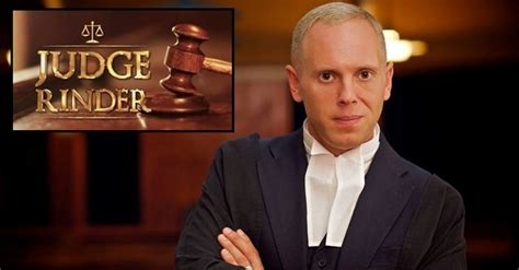 is judge robert rinder married the 7 best moments from judge rinder s impressive itv