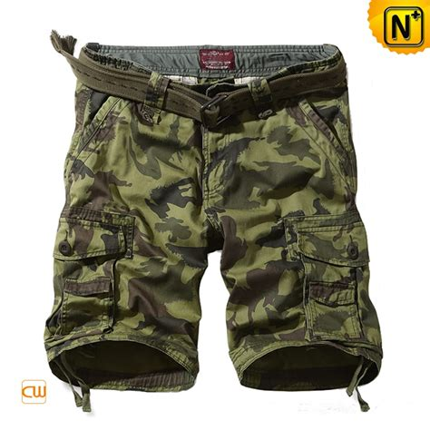 army pattern cargo shorts army camouflage cargo shorts for men cw140161