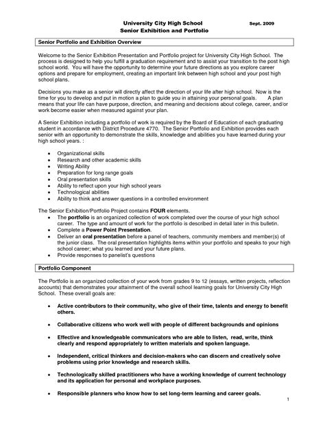 How To Write A High School Resume by High School Resume Exle Resume Badak