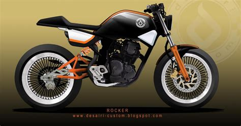 Lu Hid Motor Scorpio 60 modifikasi yamaha scorpio japstyle curan otomotif