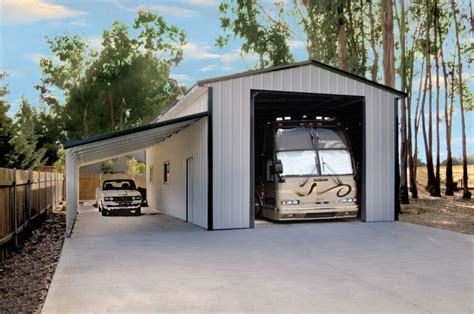 motorhome garage pws rv garages rv barns